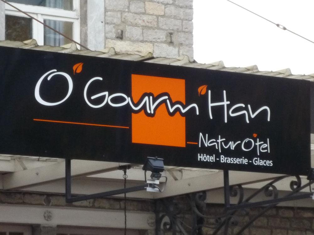 Naturotel/ O gourm'han - han sur lesse